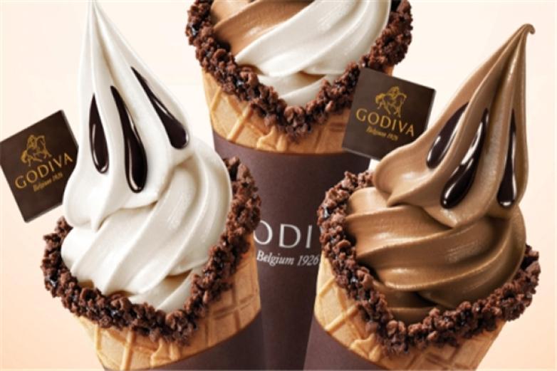 godiva冰淇淋加盟