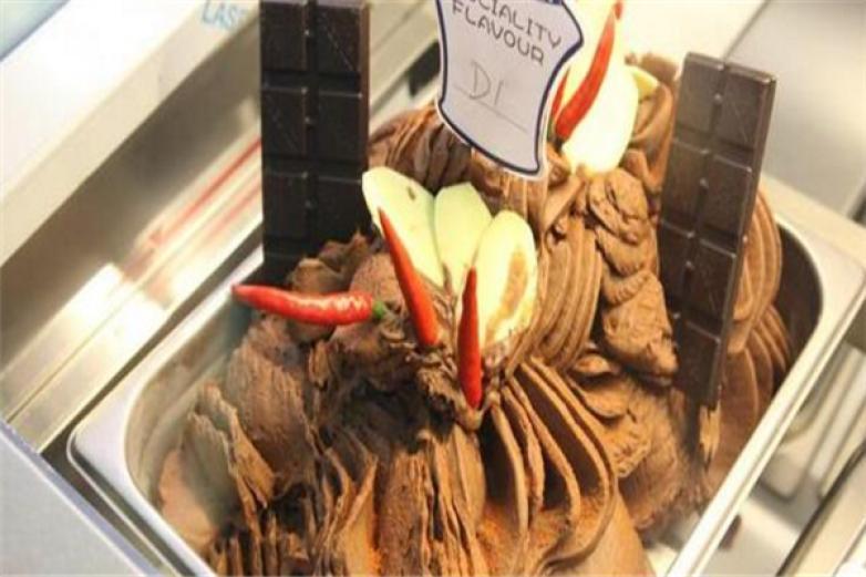 赛美味冰淇淋加盟