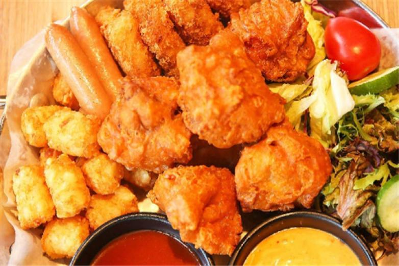 kingboo炸雞排加盟