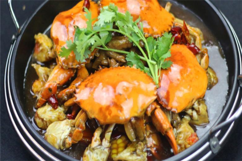蟹满香美食加盟