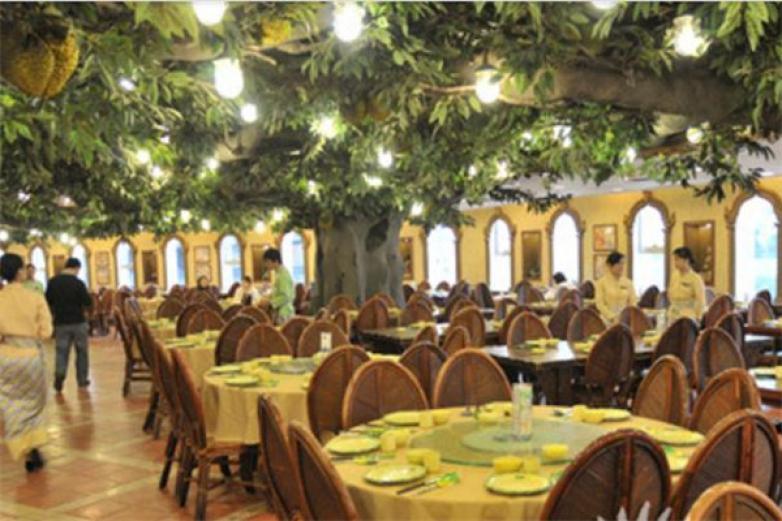 蕉叶餐厅加盟