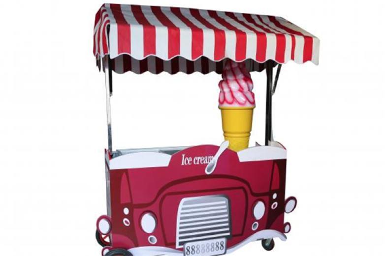 流动冰淇淋车加盟
