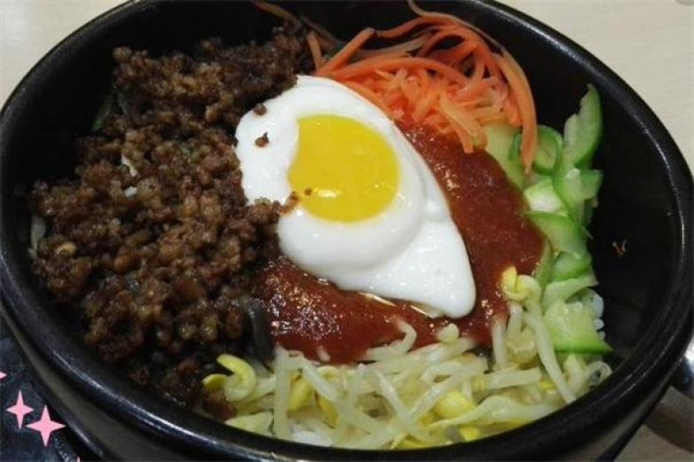 金汉城韩国石锅拌饭加盟