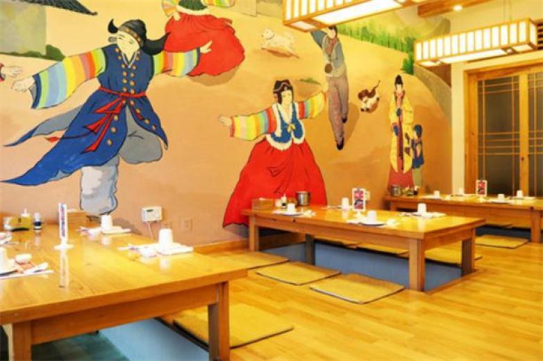 金缘佳韩国料理加盟
