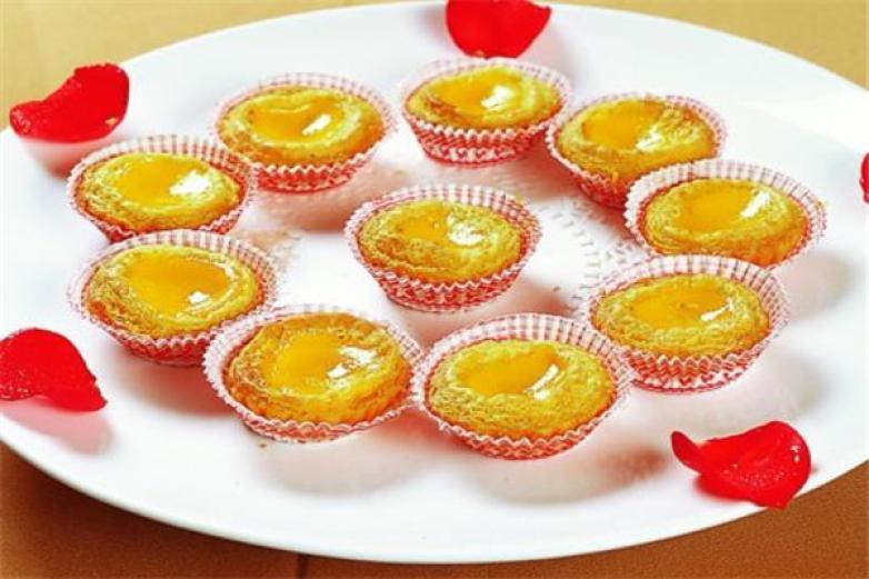 京港葡式蛋挞加盟