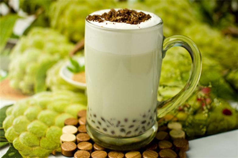 柠檬树奶茶加盟
