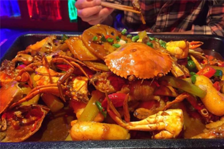 好多蟹肉蟹煲加盟