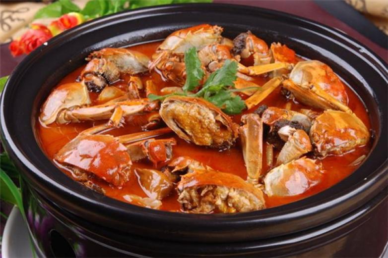 锡港肉蟹煲加盟
