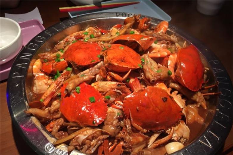 胖敦敦虾蟹煲加盟