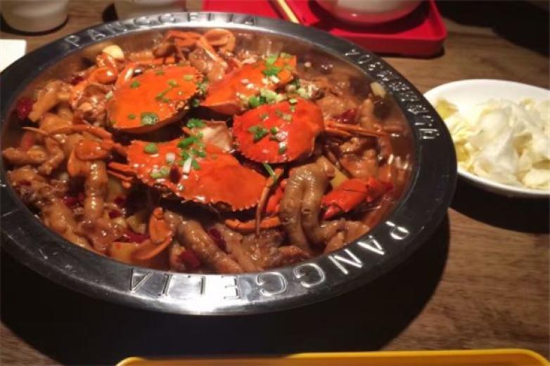 萌妹子肉蟹煲加盟