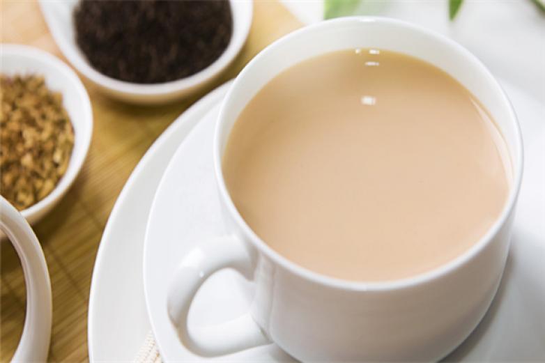 比锦味奶茶加盟