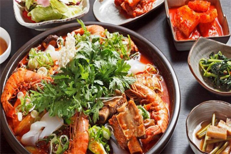 萨拉伯尔韩国料理加盟