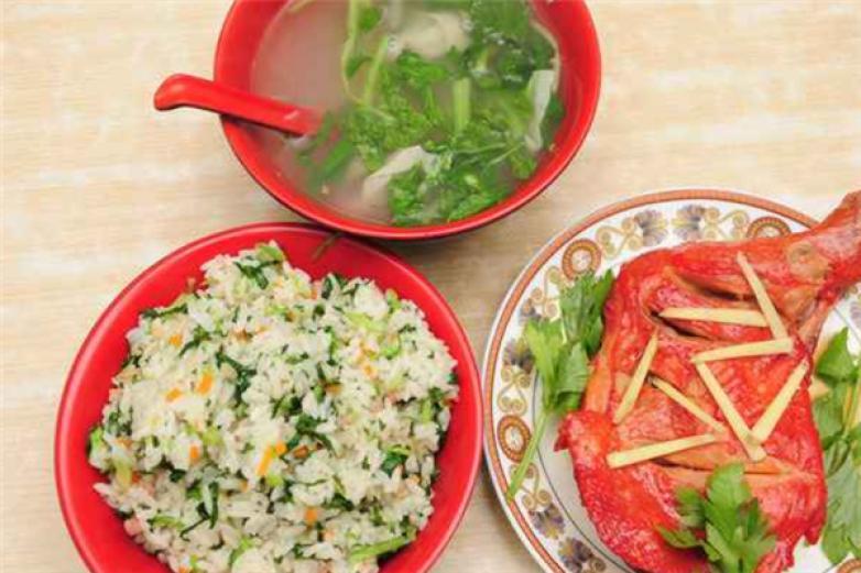 咸肉菜饭加盟