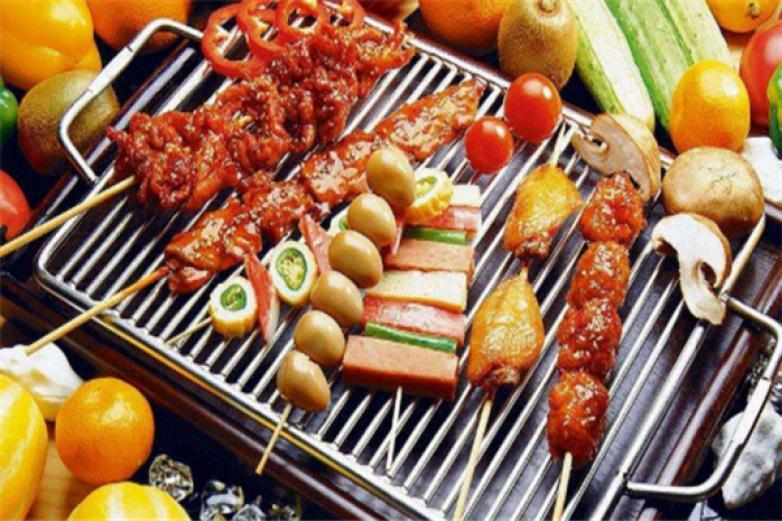 上海烧烤加盟