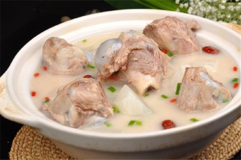 文庙咸菜肉饭骨头汤加盟