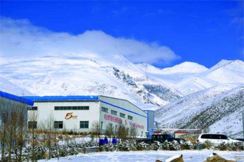 5100西藏冰川矿泉水加盟