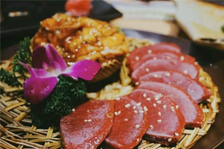 仙景日本料理加盟
