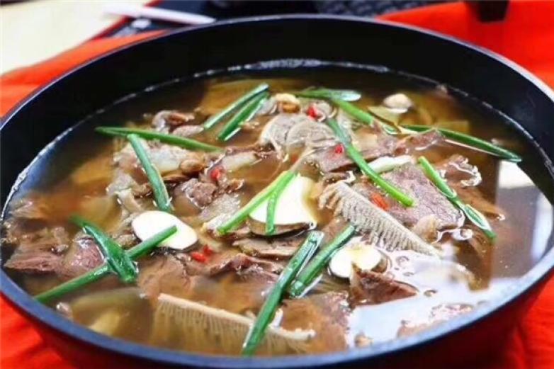 卤味牛肉火锅加盟