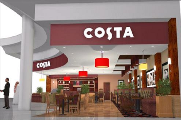 costa咖啡店加盟費多少