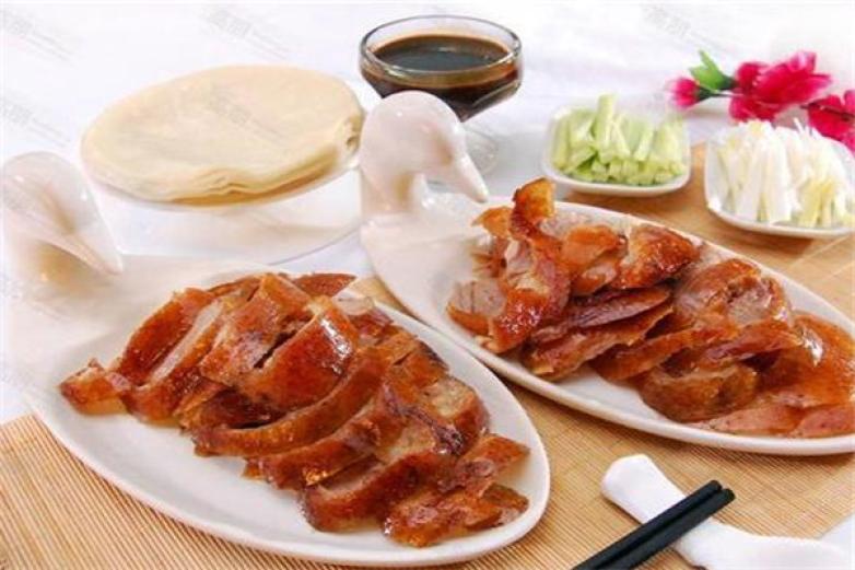 老北京烤鸭加盟