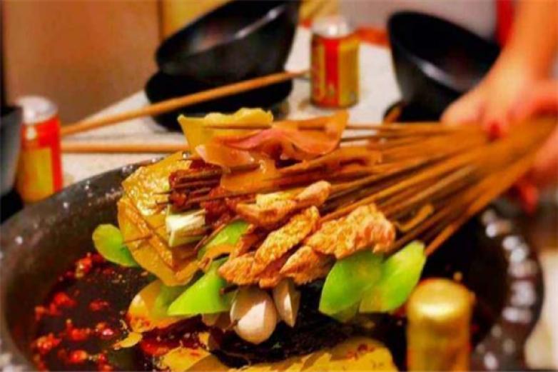 老妈砂锅串串香加盟