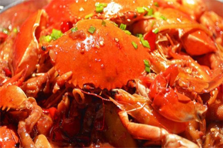 胖哥两肉蟹煲加盟