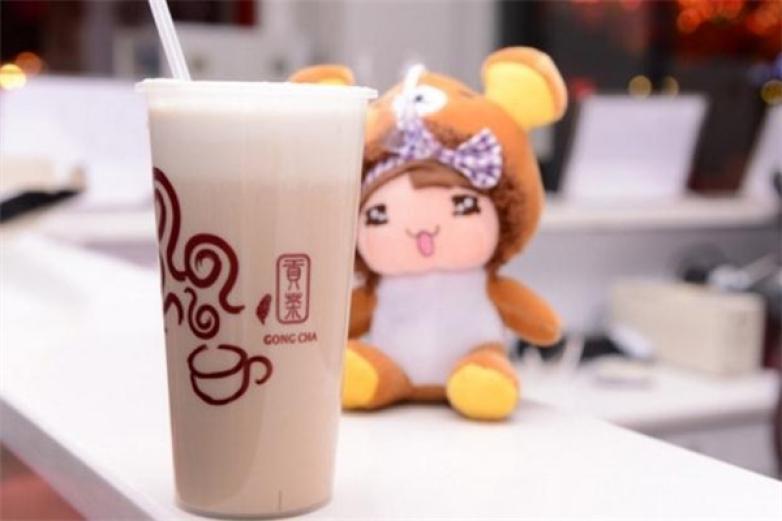 千喜贡茶加盟