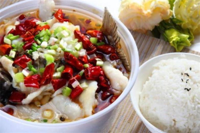 酸菜魚飯加盟