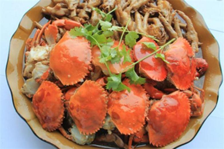 胖帅肉蟹煲加盟
