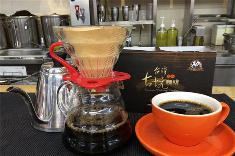 古坑咖啡加盟