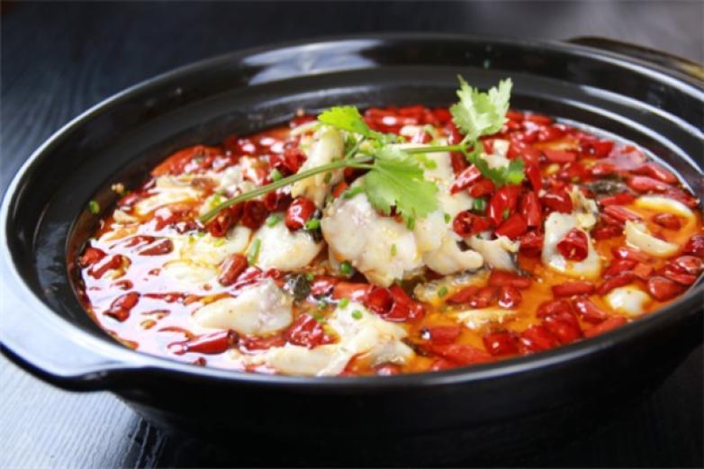 阿峰酸菜鱼加盟