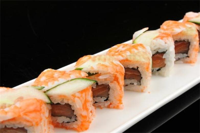 反卷寿司加盟