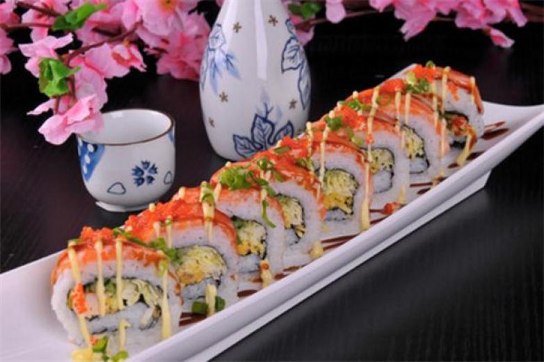 创意寿司加盟