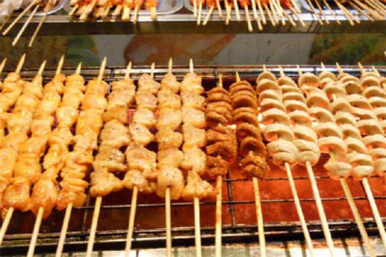 大串烤肉加盟