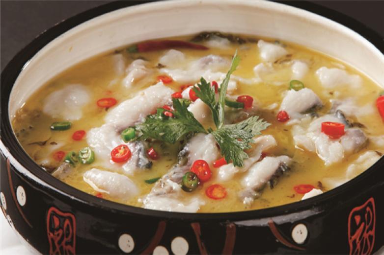 东北酸菜鱼加盟