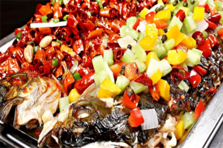 姜太公烤鱼加盟
