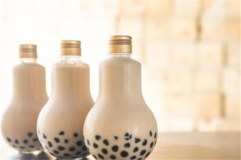 电灯泡奶茶加盟