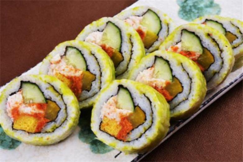 来了寿司加盟