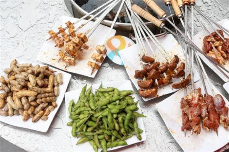 梁山水浒烤肉加盟