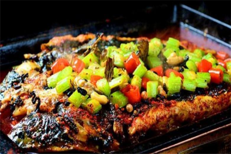 贡鱼烤鱼加盟