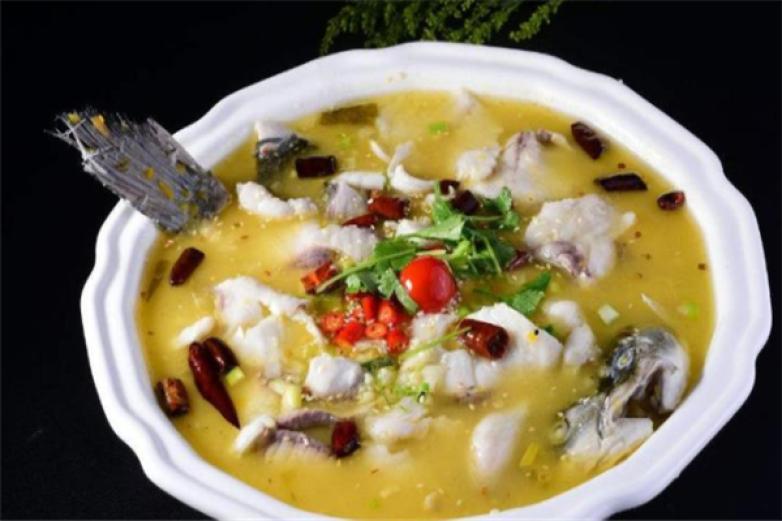 非池中酸菜鱼米饭加盟