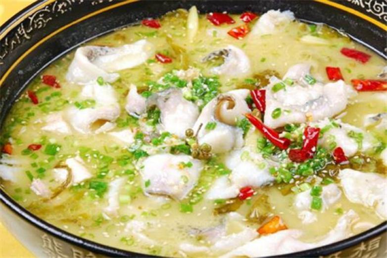 李记酸菜鱼加盟