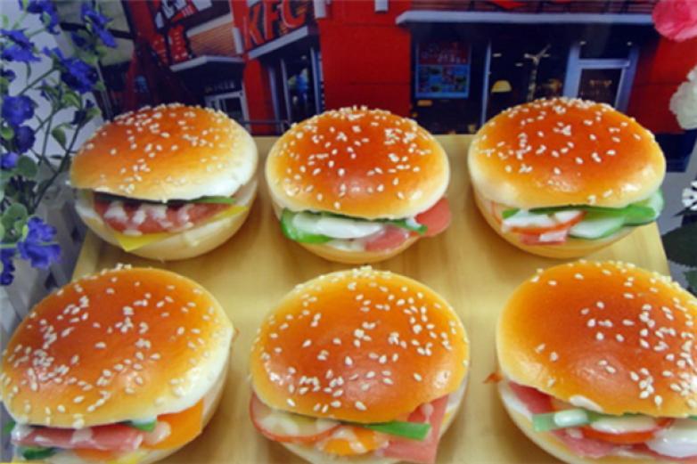 格香客汉堡加盟