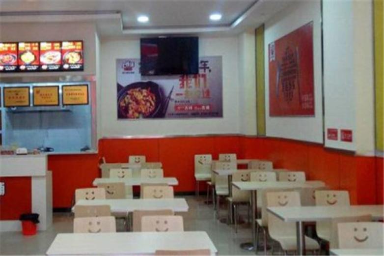 优米客黄焖鸡米饭加盟