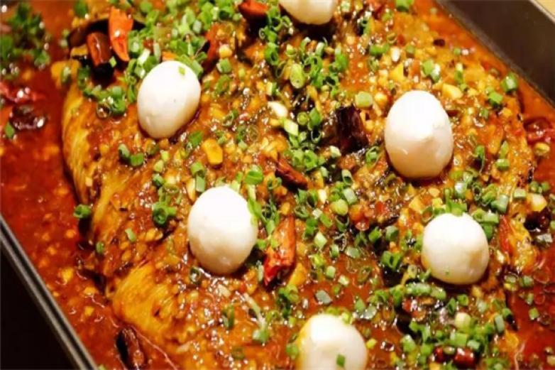 金百合麻辣烤鱼加盟