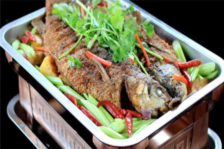 鱼乐烤鱼加盟