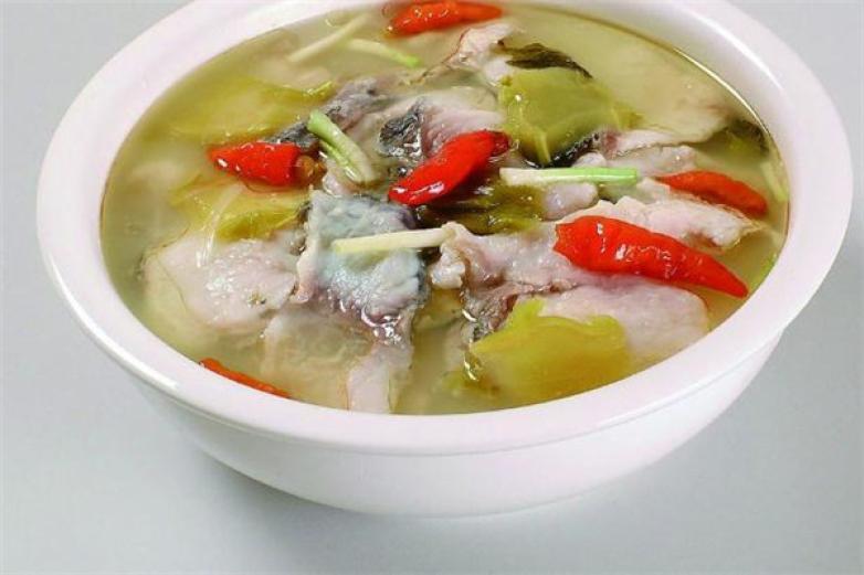 吉香居酸菜鱼加盟