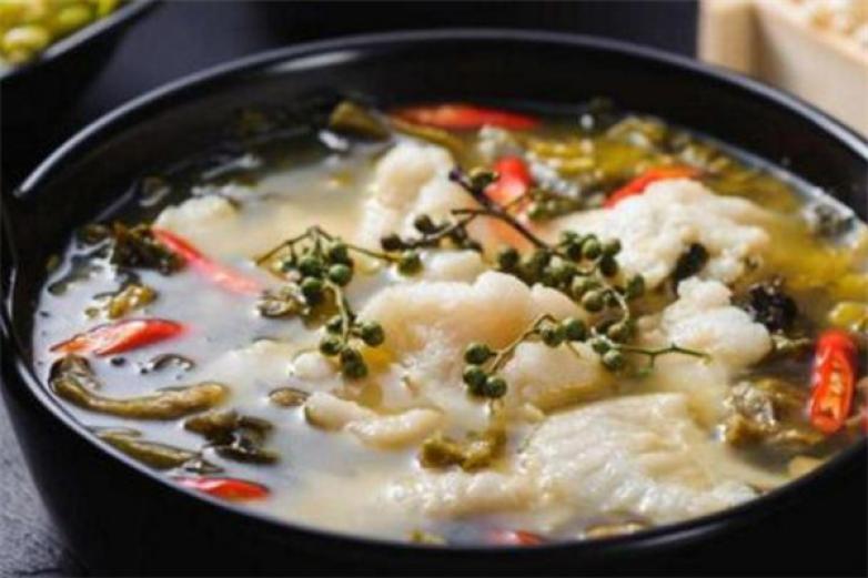 黄大酸菜鱼加盟
