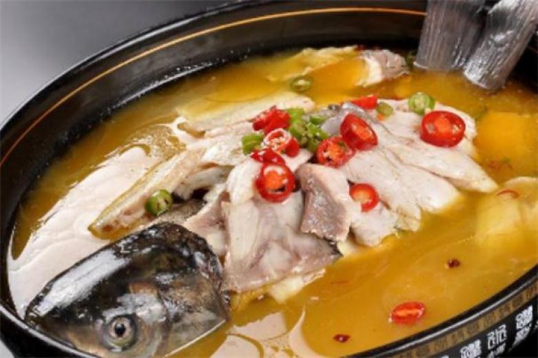 鱼米亲亲酸菜鱼米饭加盟