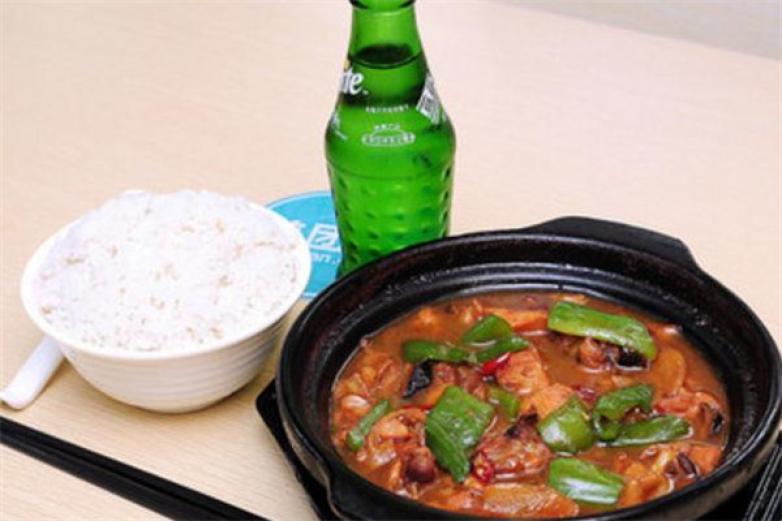 彭德楷黄焖鸡米饭加盟